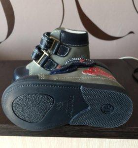 Детские ботинки скороход новые