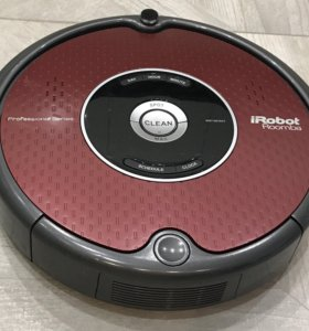 Робот-пылесос iRobot Roomba 625 Professional
