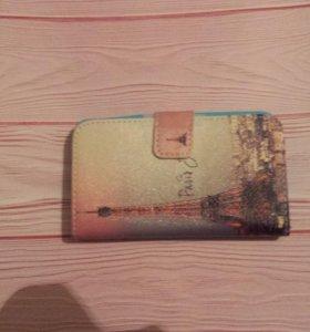 Чехол-книжка для Samsung Galaxy S2 GT-i9105 i9100