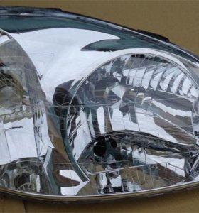 Hyundai SantaFe Classic фара передняя левая правая