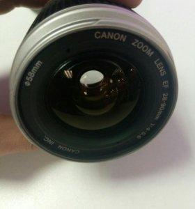 Объектив canon 28-90mm