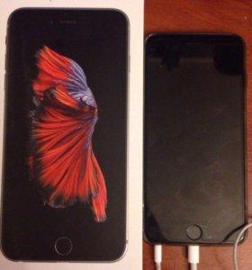 iPhone 6s+ 64gb(продам/обмен)