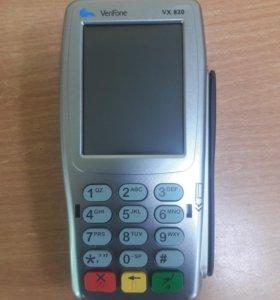 Платежный терминал VeriFone VX820 (ме:049950)