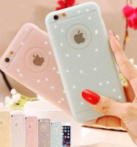 Чехол iPhone6/6s новый