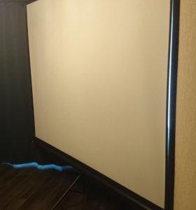 Экран для проектора на штативе Classic Solution