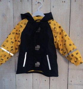 Детская курточка на осень 🍂