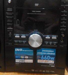 Продаю новую мини систему Panasonic VK-860.