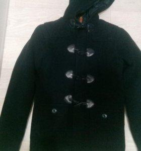 Пальто для мальчика 10-12 лет