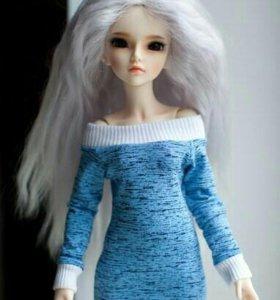Шарнирная БЖД кукла