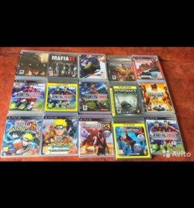 Продам Лицензионные игры для PS3