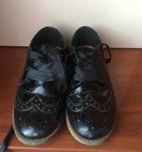 Ботинки для девочки размер 29
