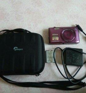 Фотоаппарат Nikon Coolpix S5300