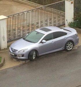 Автомобиль Мазда 6