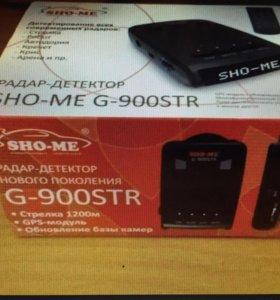 Радардетектор GPS + регистратор Full HD