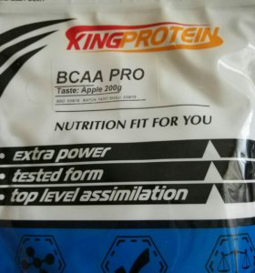 Bcaa king protein бцаа