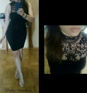 Платье коктейльное Zolla