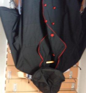 продам халаты б-у для продавцов и поваров