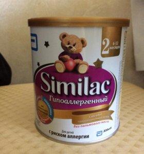 Смесь Similac гипоаллергенный 2