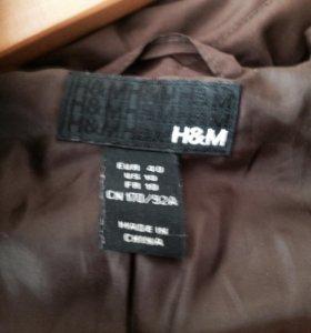 Женский пуховик H&M