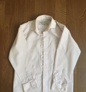 Рубашка школьная Царевич