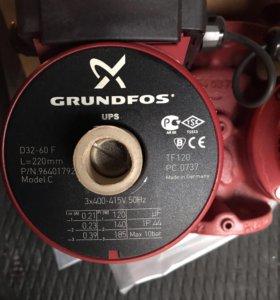 Насосы Grundfos 6 штук