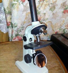 Микроскоп юннат