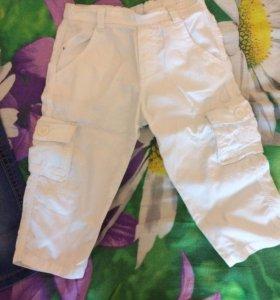 Летние белые -брюки