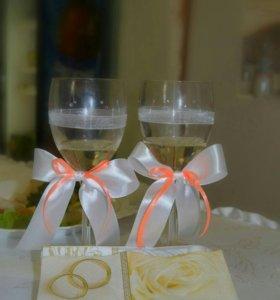 Набор свадебный