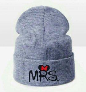 Новая шапка осень-зима! 2-5 лет.