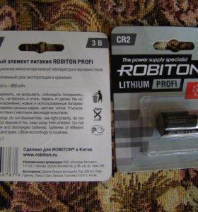 Батарейка на 3 В CR2