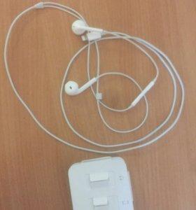 Гарнитура AirPors iPhone