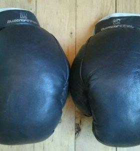 Боксерские перчатки Главспортпром