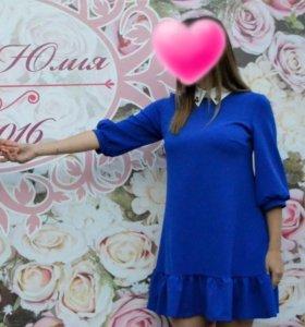 Платье (подходит для беременных) размер 44-46