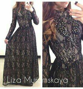 Платье от модельера- Лизы Муромской