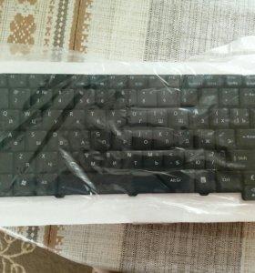Русская клавиатура ноутбука для acer aspire
