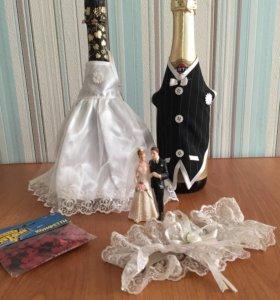 Украшения для свадьбы
