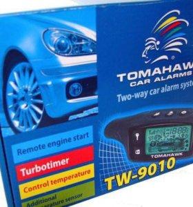 Авто Сигнализации tomahawk 9010