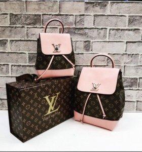 "Женский рюкзак""LV"""