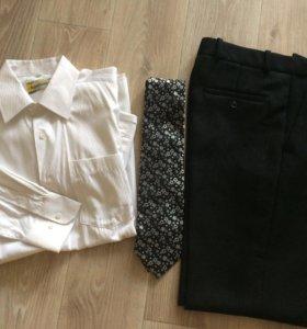 Рубашка+брюки+галстук