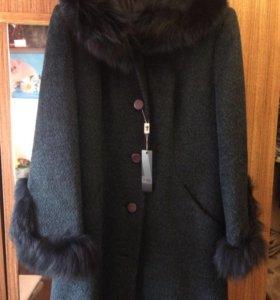 Пальто Зима 52,54,56