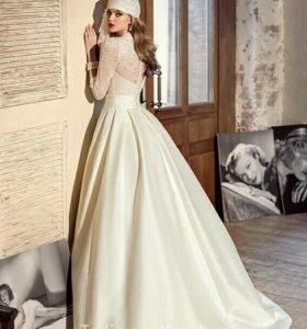Свадебное платье размер 48-54