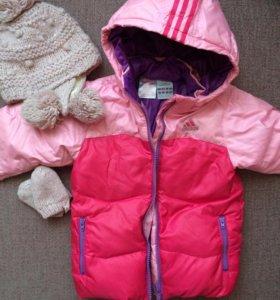 Куртка детская adidas ПУХ