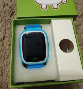 Умные часы с GPS WiFi Q90(G72)