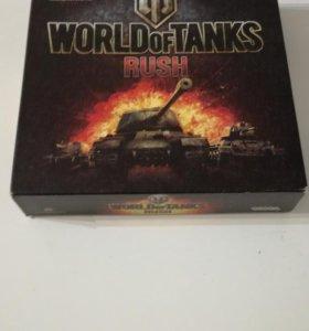 World Of Tanks RUSH - Неплохая настолка