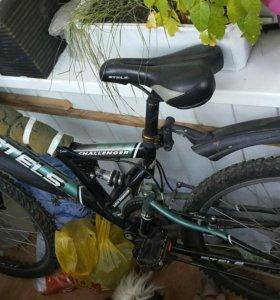 Велосипед подросткковый stels challenger