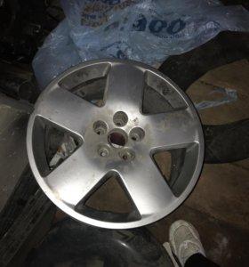 диски литые 18