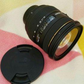 Sigma AF 24-70mm f/2.8 IF EX DG Nikon F
