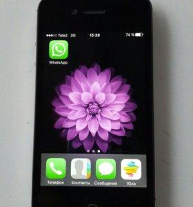 Айфон 4s 64гб