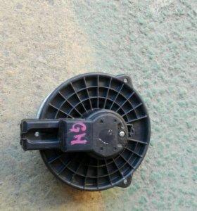 Моторчик вентилятора печки кондиционера Mazda 6 GH