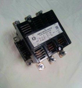 Контактор электромагнитный ПМ-12/100150 ухл4 в